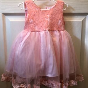 Baby Girl Flower Wedding Pageant Party Dress